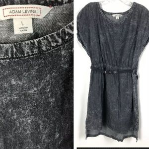Adam Levine Rocker Dress  Tunic Top szL